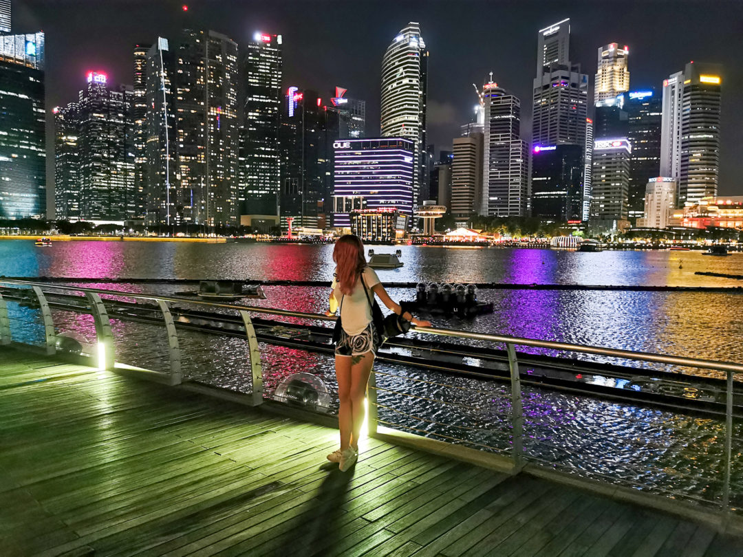 Singapur poradnik