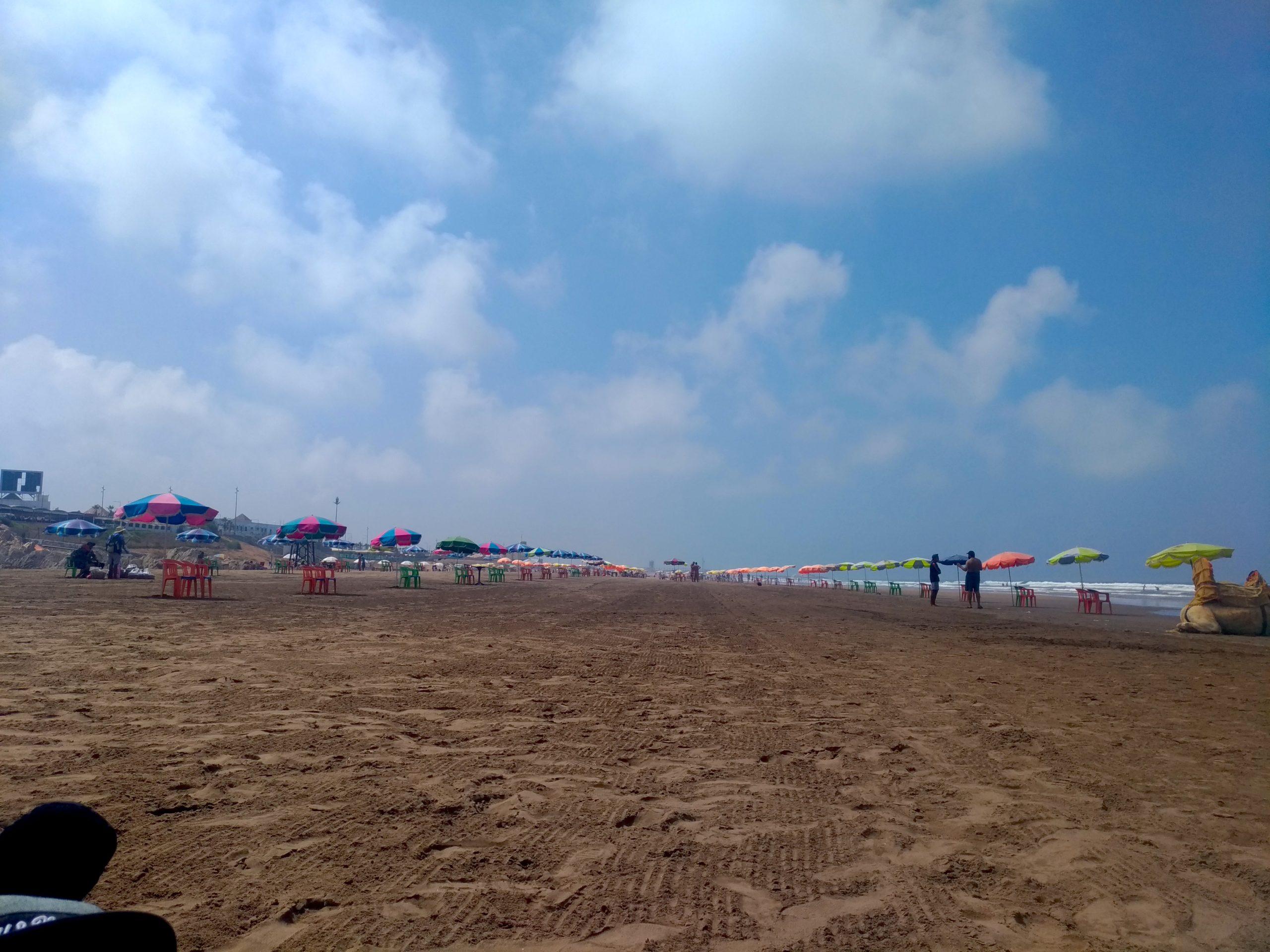plaże w casablance