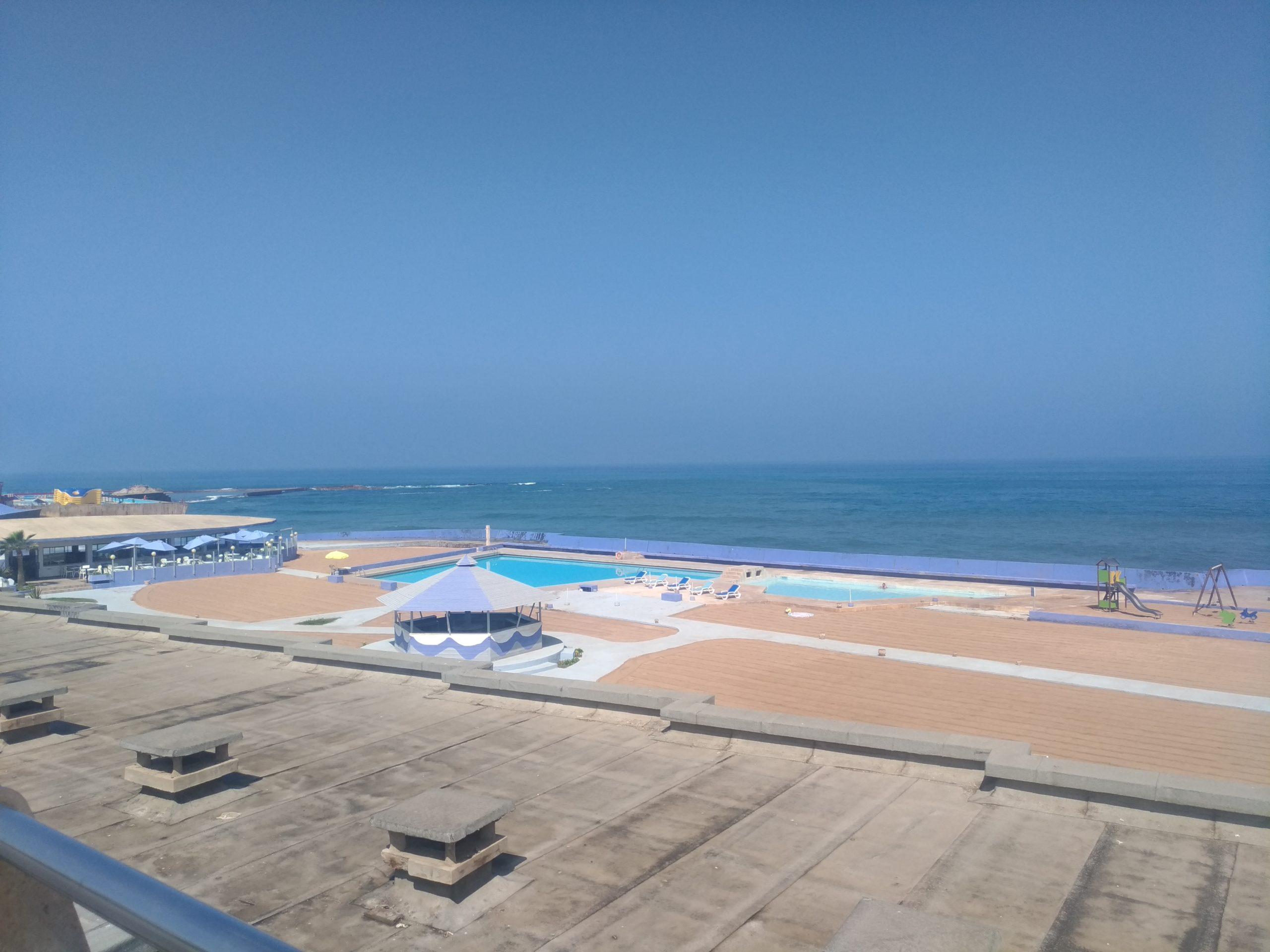 plaże w casablance czu są ładne