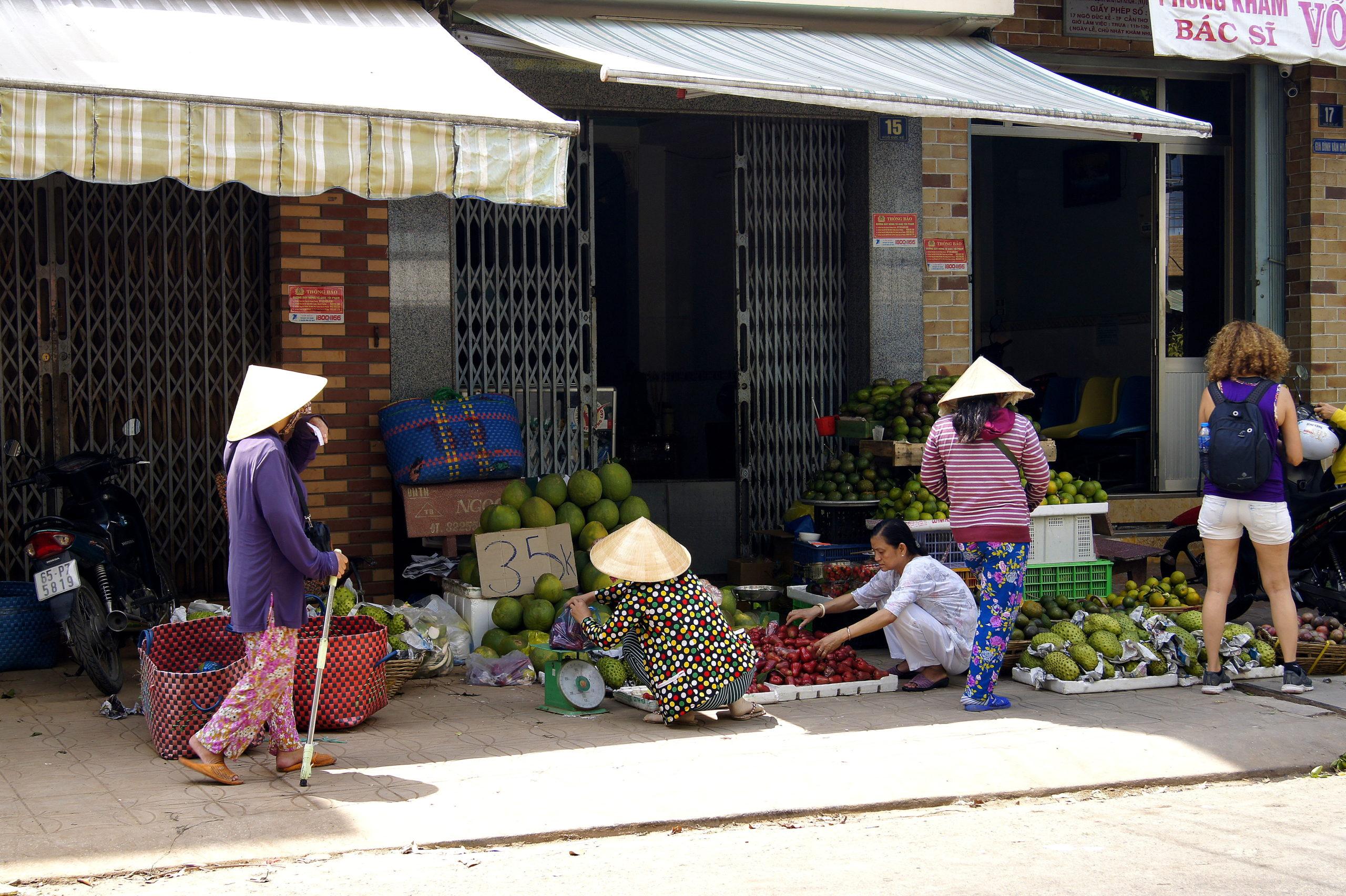 My Tho w Wietnamie