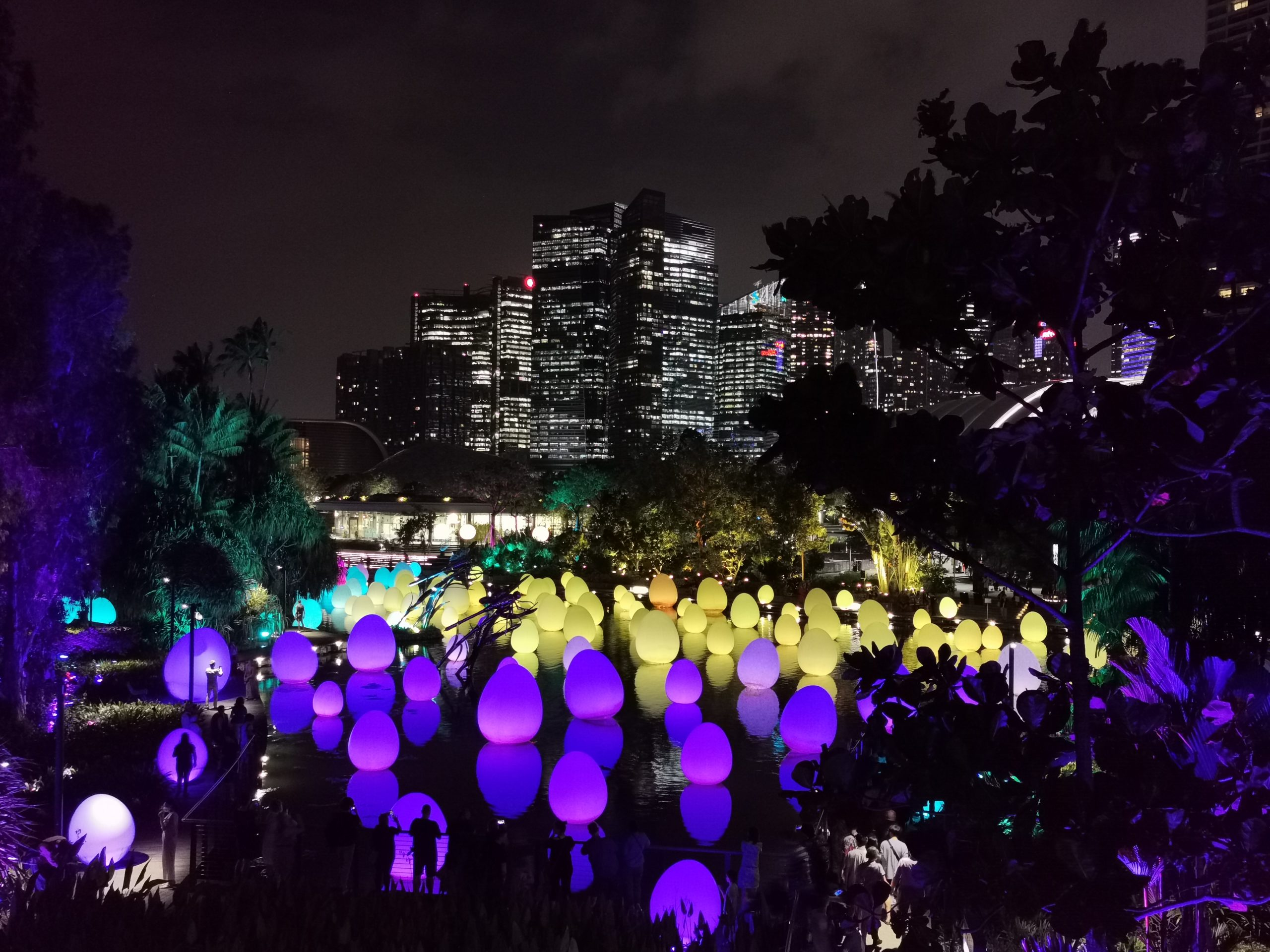 magiczny Singapur