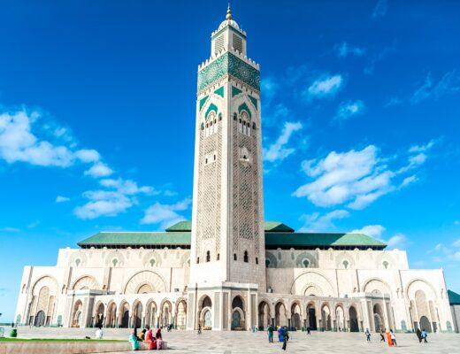 Maroko Casablanca czy warto tam jechac atrakcje