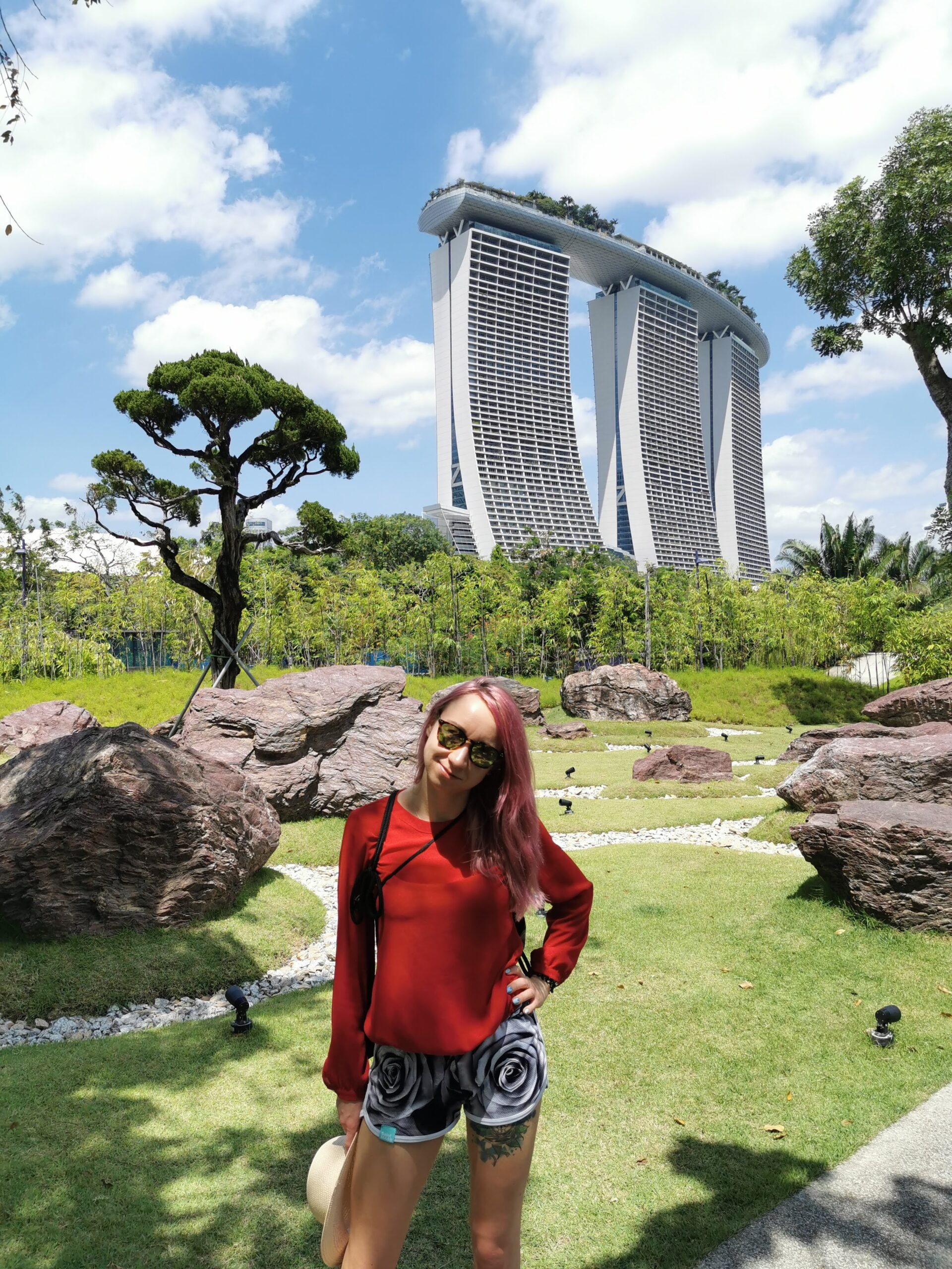 Singapur za darmo atrakcje