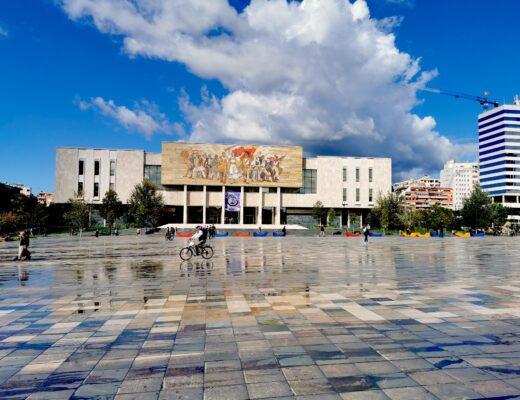 Tirana co zobaczyć