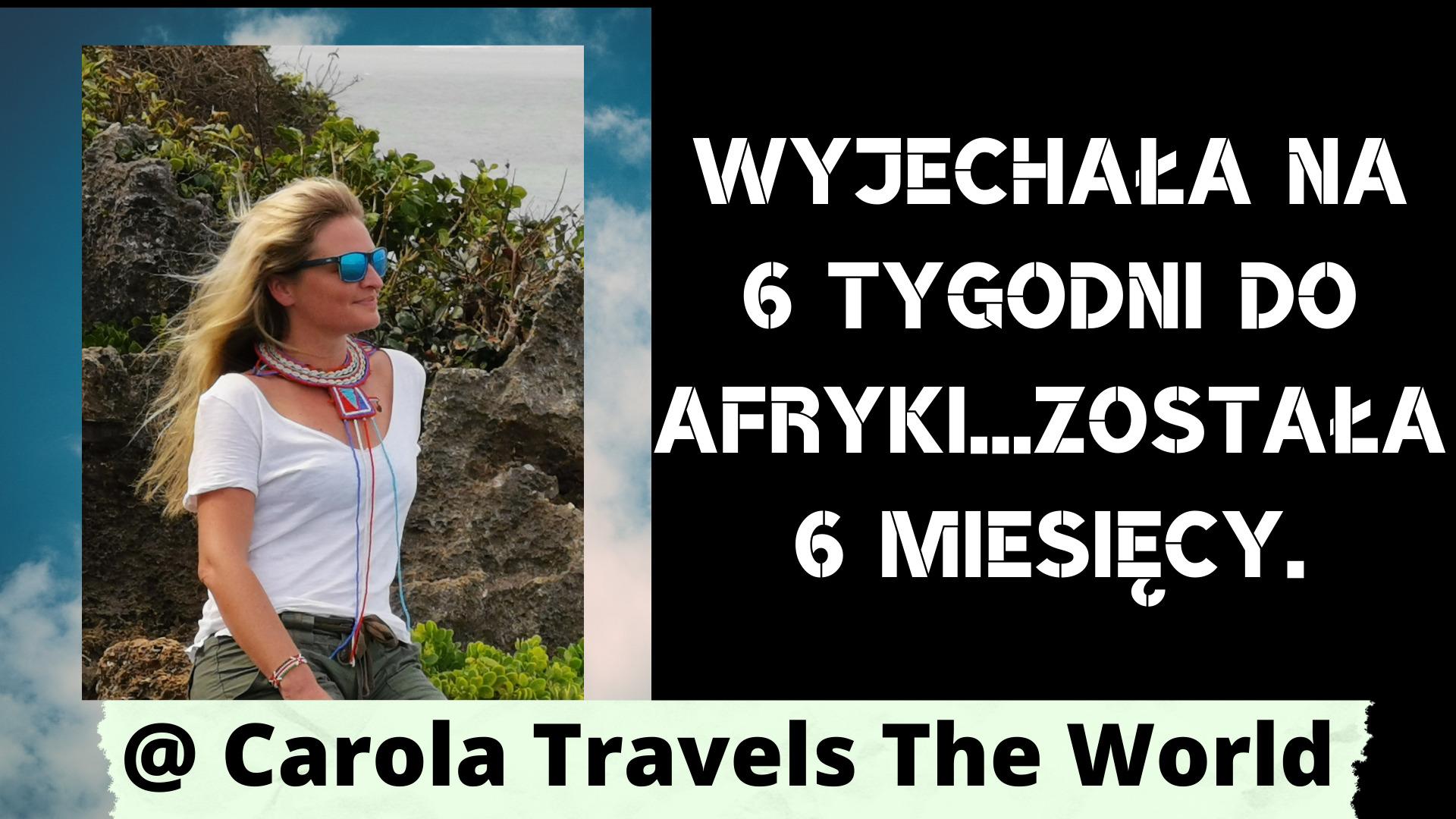 Carola Travels The World (1)