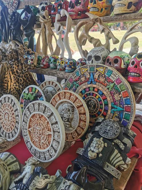 gdzie kupić pamiątki w Meksyku