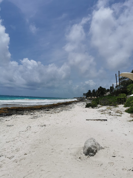 Tulum publiczne plaże